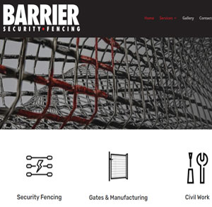 Barrier Security Fencing