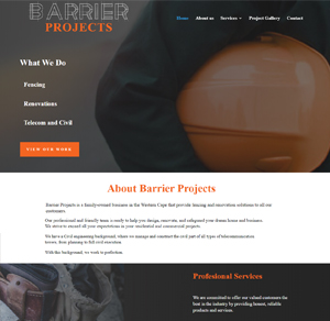Barrier Projects